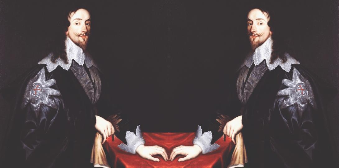 Английский король Карл I, изображение brodude.ru