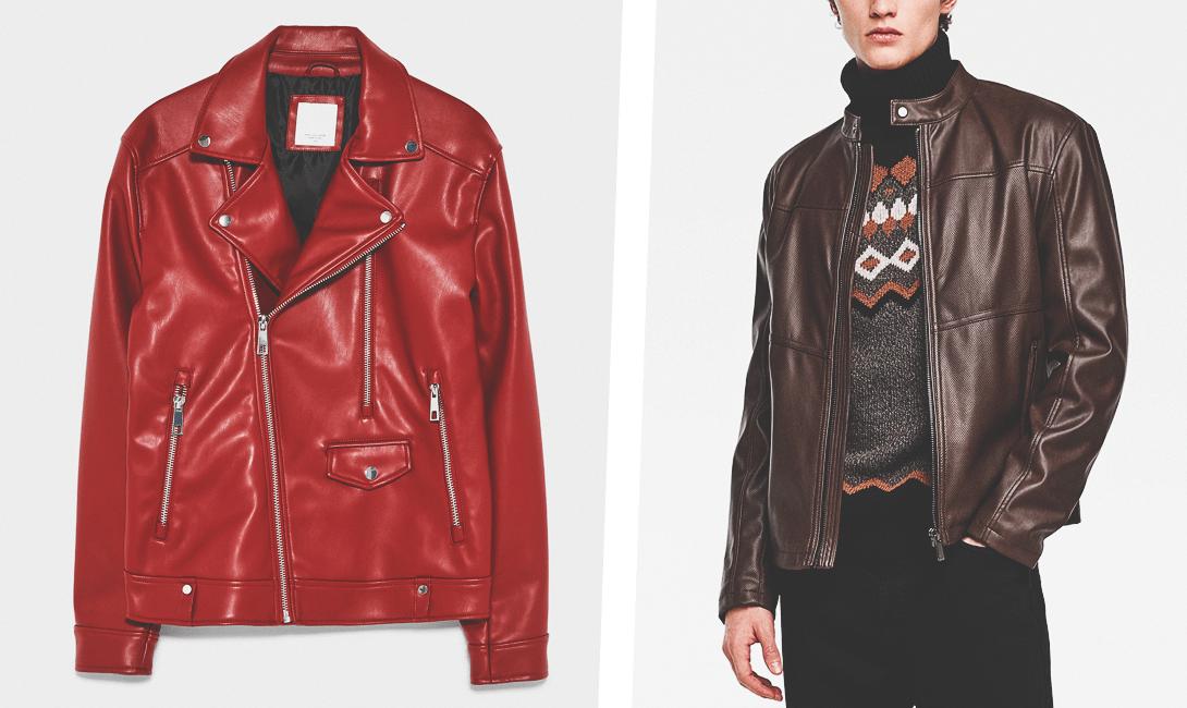 стильные кожаные куртки разных цветов, картинки brodude