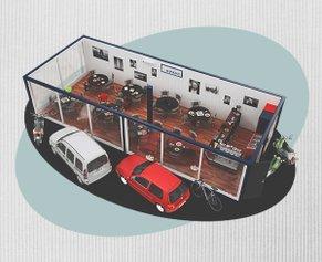 Модульные здания для бизнеса: 6 преимуществ мобильных конструкций «КРАУС»