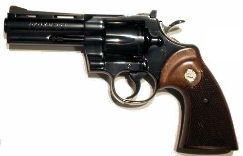 пистолет не дробовик конечно, но тоже пригодится в зомби-апокалипсисе