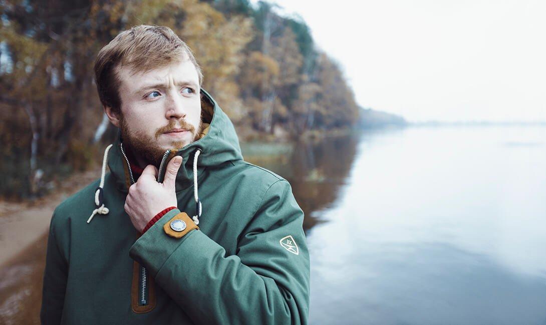 """Куртка российского бренда """"Запорожец"""", изображение brodude.ru"""