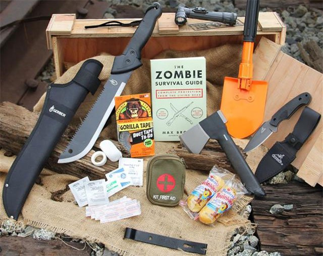 zombie survival kit0127714872