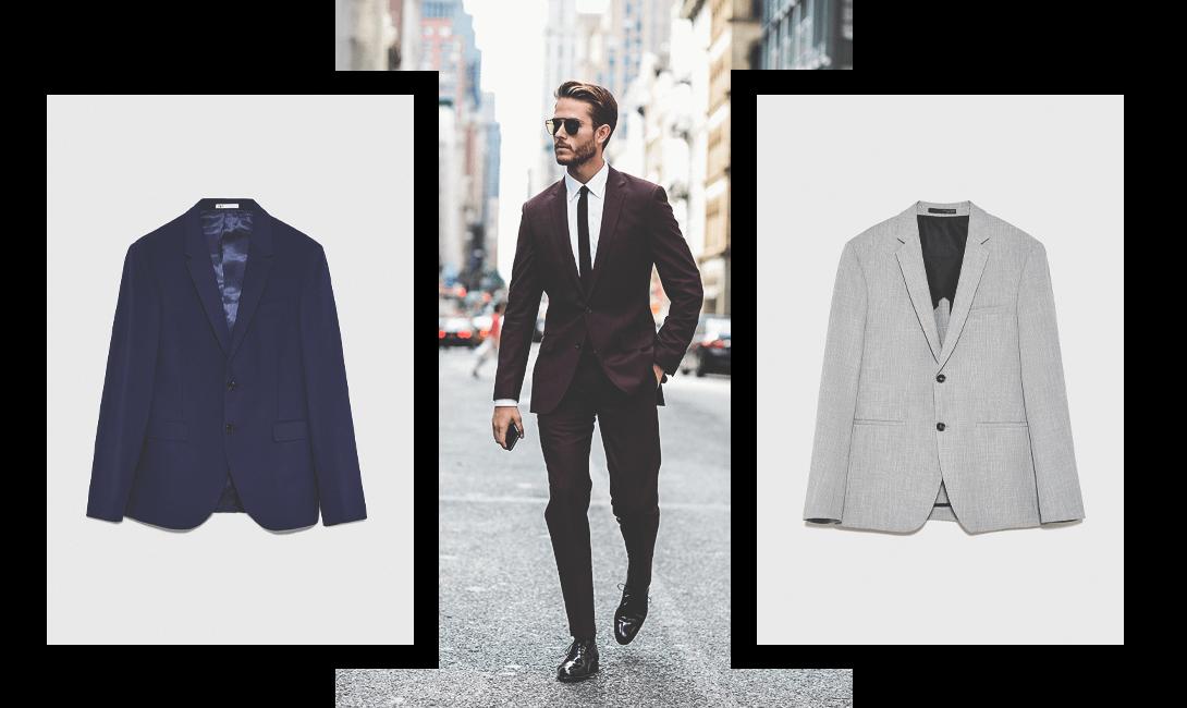 Пиджак в мужском гардеробе