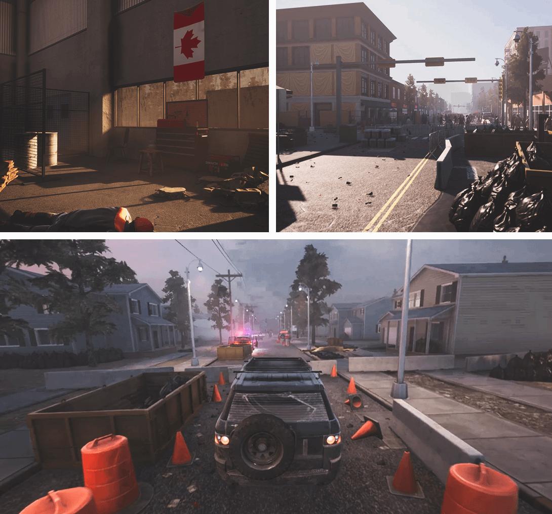 игры про зомби выживание