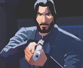 Стратегия John Wick Hex выйдет на PS4 уже в мае