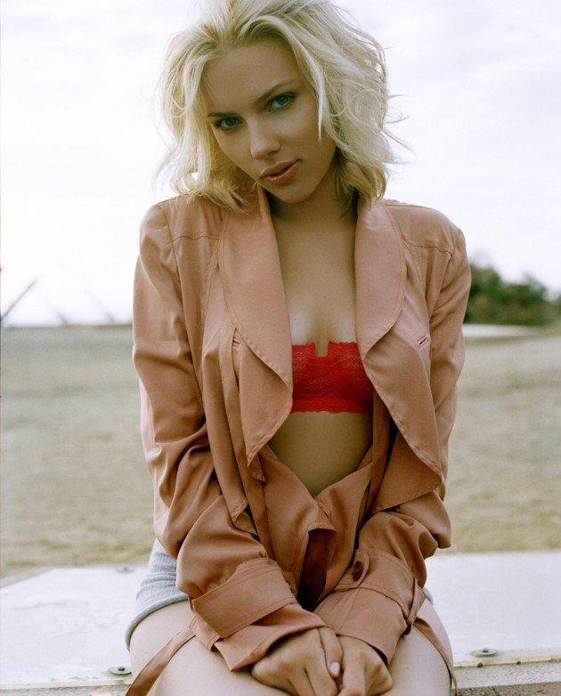 Голливудская блондинка