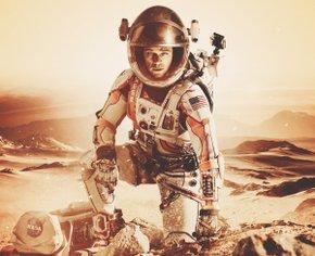 Как мы будем жить на Марсе