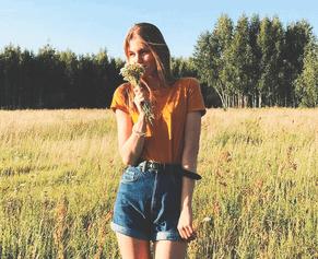Подруга BroDude: Маша Наумова