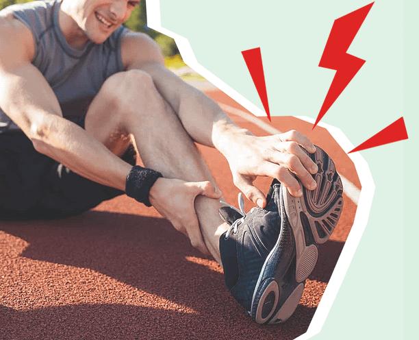 7 самых распространённых травм, которые ты можешь получить во время бега